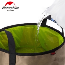 NatureHike 10L Portable Nylon Folding Washbasin