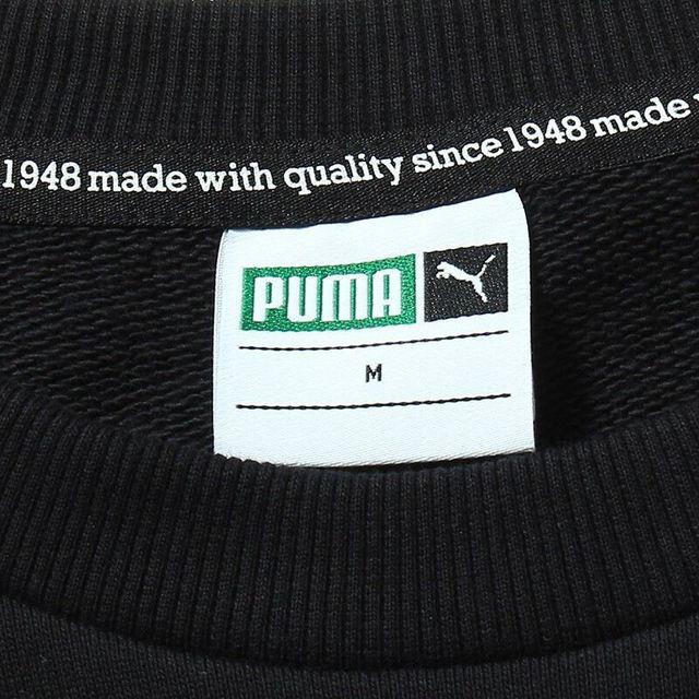 Original New Arrival  PUMA Archive Graphic Crew, TR Men's Pullover Jerseys Sportswear 3