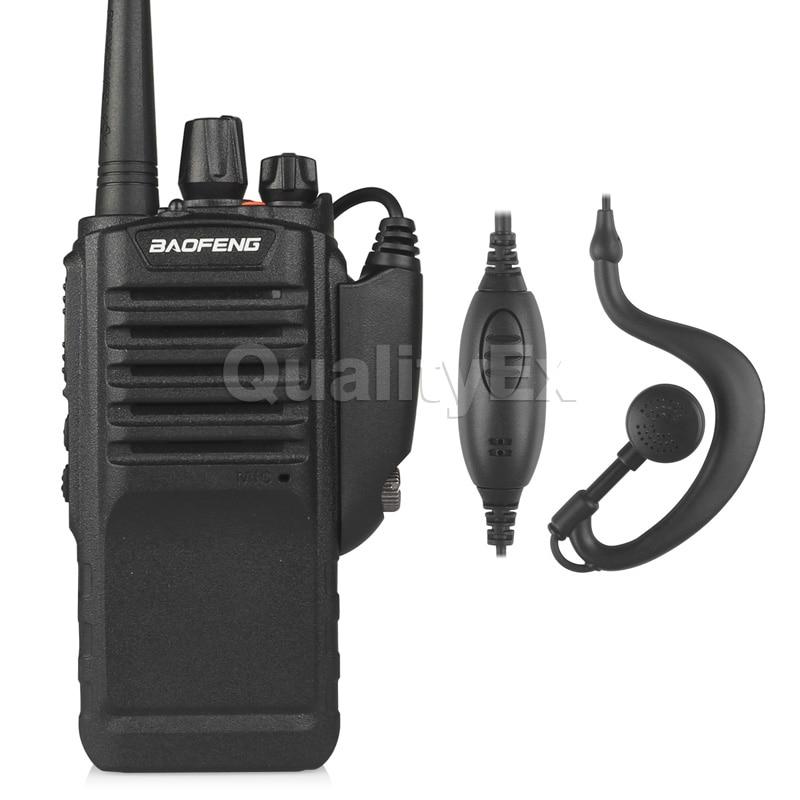 Baofeng BF-9700 UHF 400-520MHz 5W IP67 Vodotěsný přenosný FM - Vysílačky
