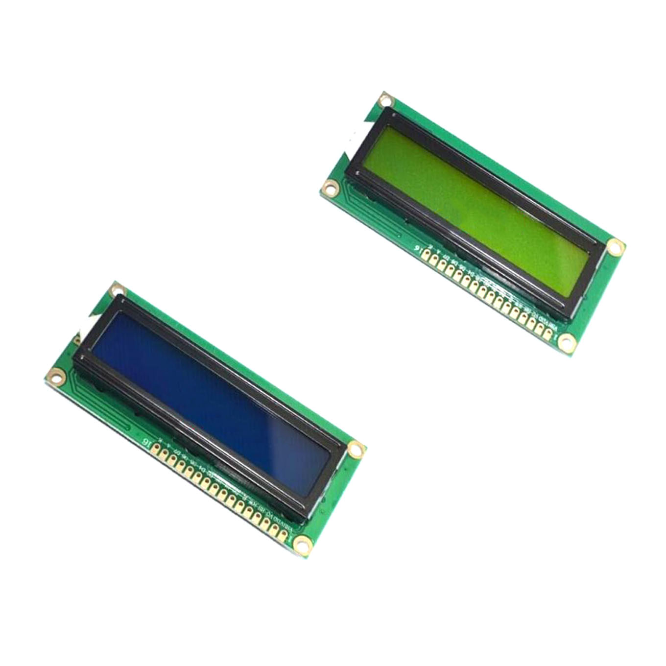 1PCS LCD Module Blue Green Screen IIC/I2C 1602 For Arduino 1602 LCD UNO R3 Mega2560 LCD1602