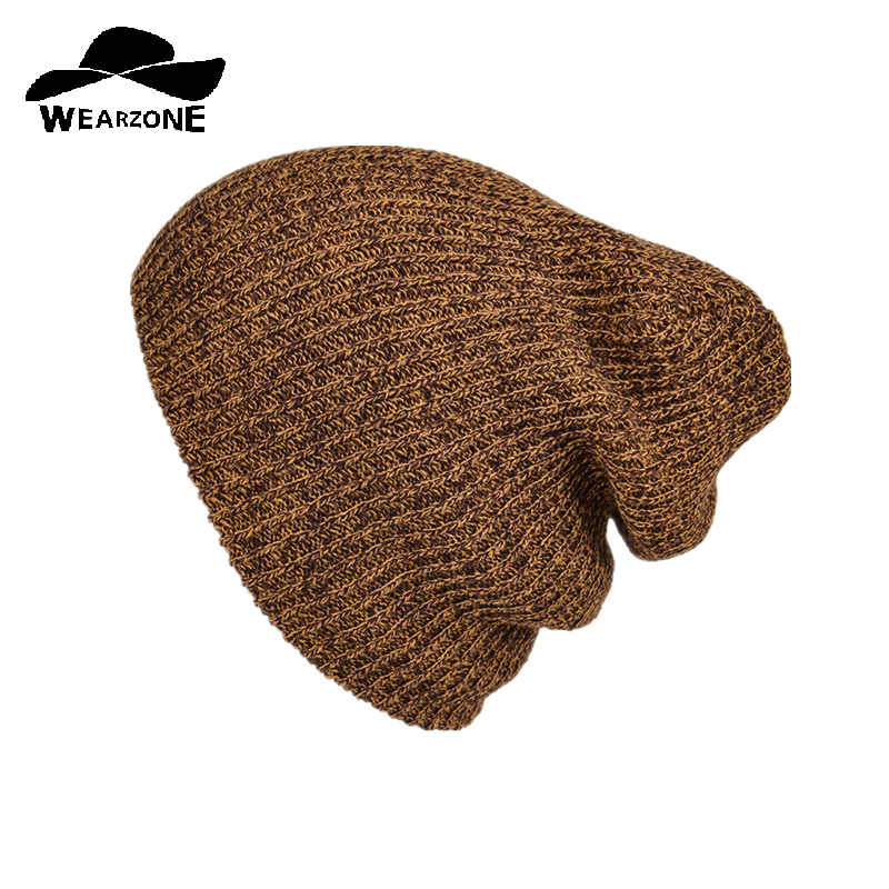2017 Fashion Women Casual Beanies Skullies Warm Stripes Knitted Gorros Bonnet Femme Autumn Winter Hats Caps For Men Women new gorros 2017 fashion casual men skullies beanies winter hats keep warm women knitted stripe hat warm baggy balaclava caps