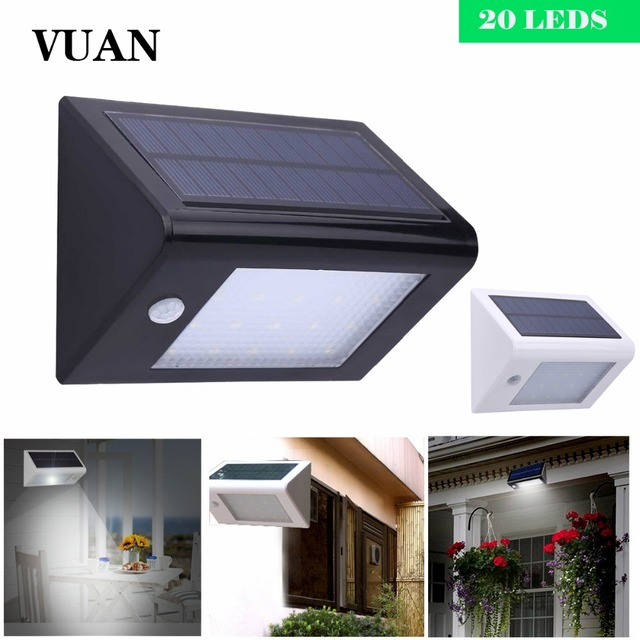 Super bright 20 led outdoor solar wall lights ip65 waterproof solar super bright 20 led outdoor solar wall lights ip65 waterproof solar motion sensor security lights for aloadofball Images