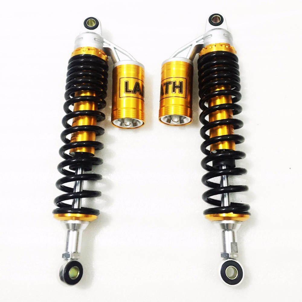 13.5 340mm Motorcycle Air Shock Absorber Rear Suspension For Yamaha honda suzuki KTM Motor Scooter ATV Quad