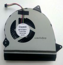 New for ASUS Gaming laptop cpu fan 13NB07Z1P01011 SUNON MF75120V1-C250-S9A 4pin(China)