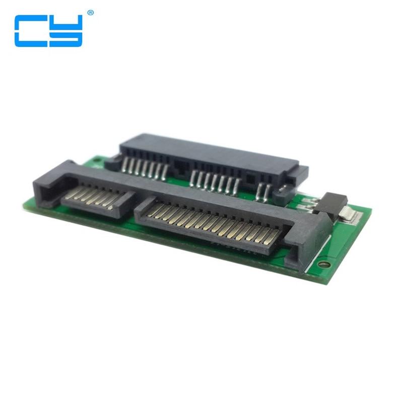 1.8 Micro SATA SSD HDD Hard Disk Drive to 2.5 SATA Laptop Notebook Adapter PCB HDD 2.5 SATA Micro SATA adapter connector