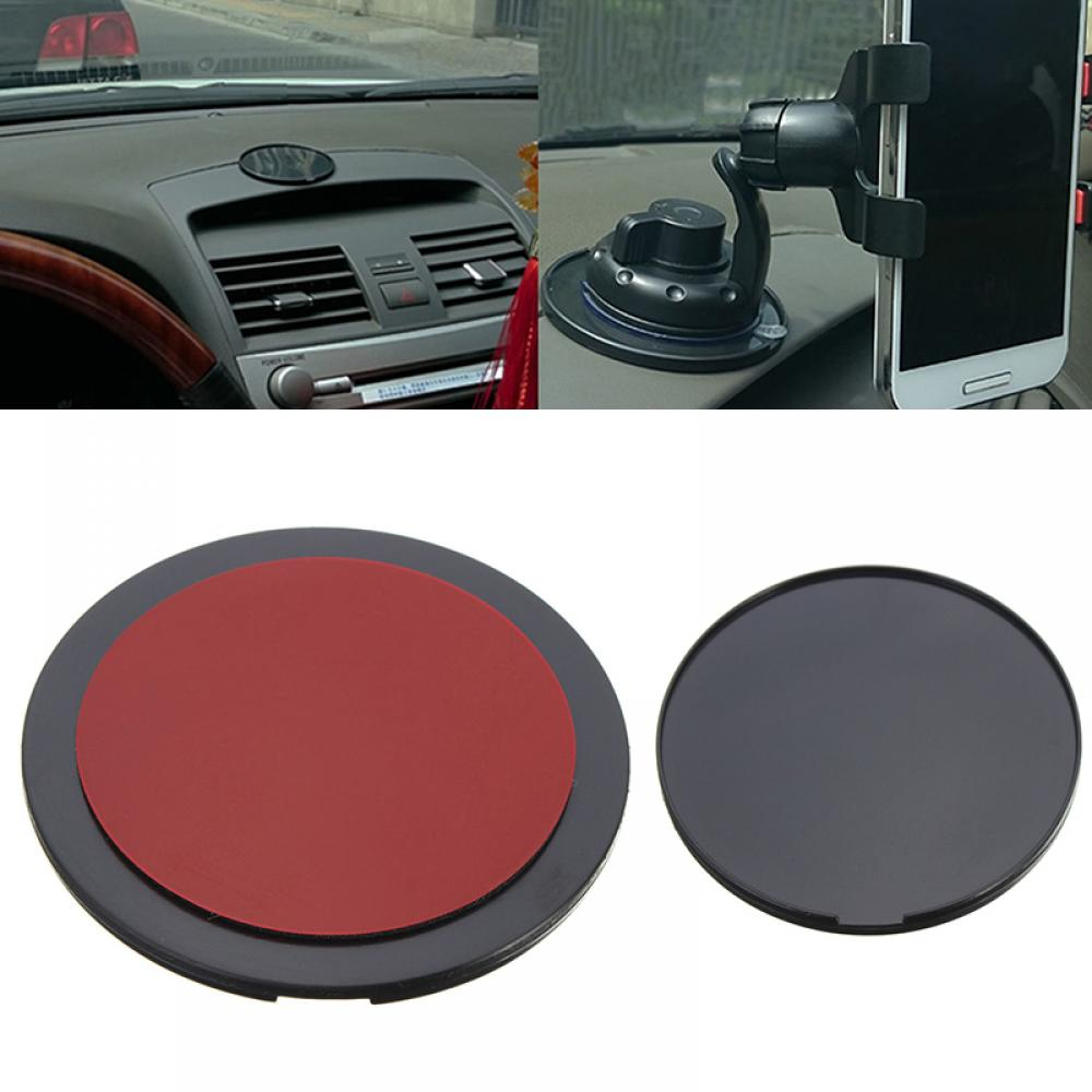Hot Sell Mount Car Holder GPS Adhesive Sticky Dashboard Suction Cup Disc Disk Sticky Pad Anti-Slip Mat Stick Universal