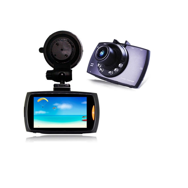 DVR Recorder Camera Video Auto Dual Lens Driving Auto Recorder HD Night Vision Motion Detection Car Recorder 170 Degree Angle-in DVR/Dash Camera from Automobiles & Motorcycles