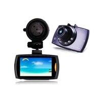 Enregistreur DVR caméra vidéo Auto double lentille conduite enregistreur automatique HD Vision nocturne détection de mouvement voiture enregistreur 170 degrés Angle