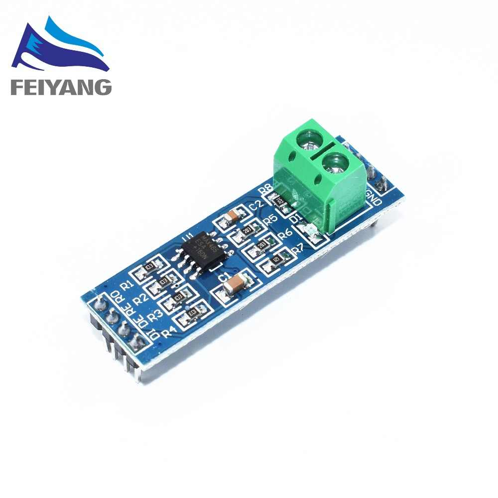 MAX485 module, RS485 module, TTL turn RS - 485 module, MCU development accessories