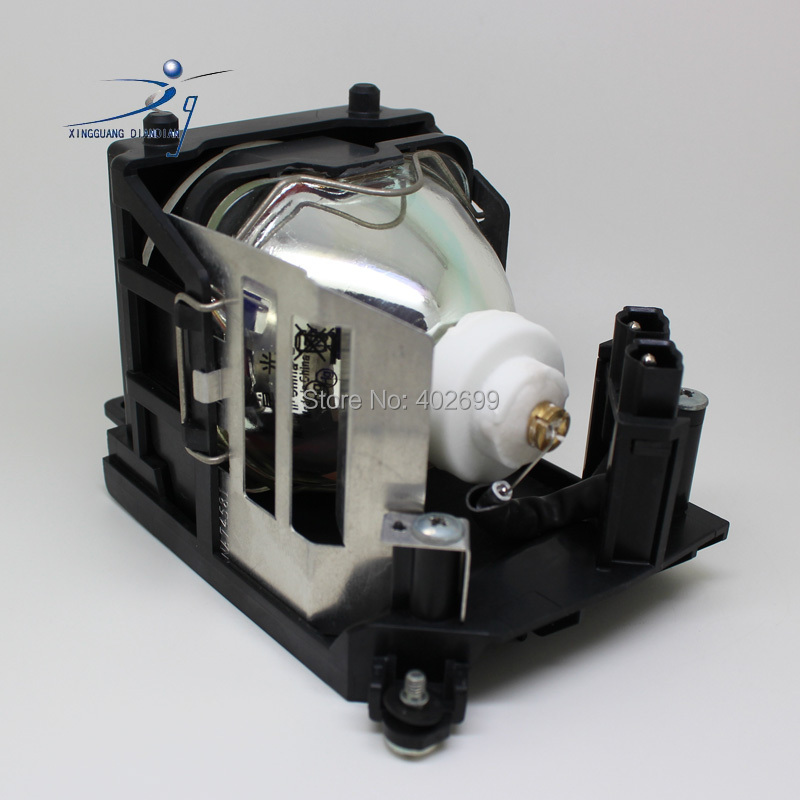 Projector Lamp bulb DT00691 for HITACHI CP-X440 CP-X443 CP-X444 with housing compatible projector lamp bulb dt01151 with housing for hitachi cp rx79 ed x26 cp rx82 cp rx93