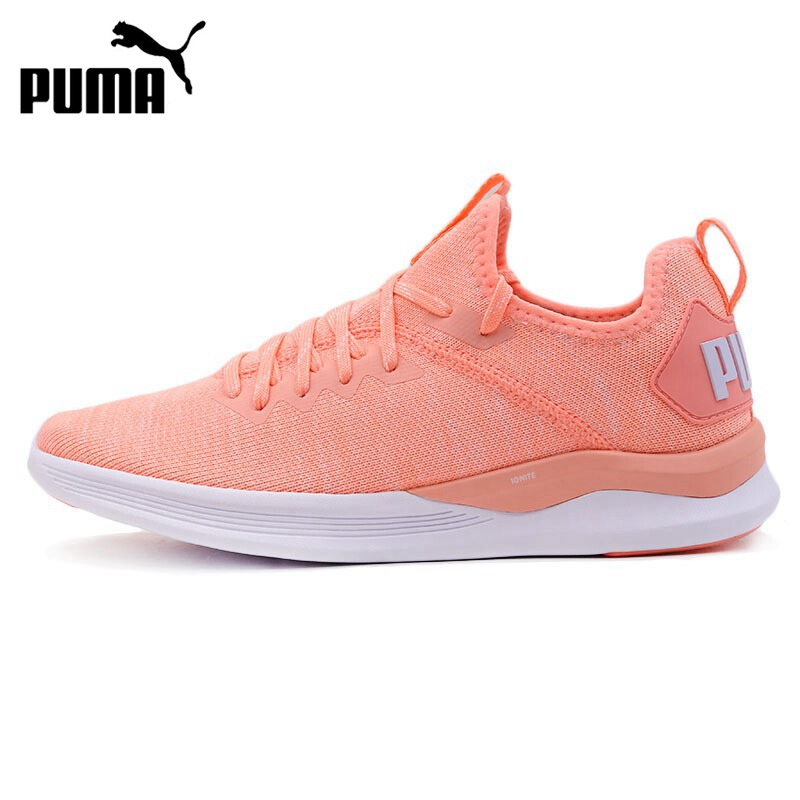 size 40 1ef0b 88ec8 US $99.4 30% OFF|Original New Arrival PUMA IGNITE Flash evoKNIT Women's  Running Shoes Sneakers-in Running Shoes from Sports & Entertainment on ...