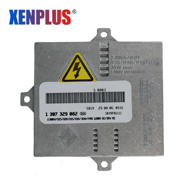 Xenplus 1pc 100% new Xenon OEM HID Ballast D1S D2S 1307329082 For 2003 MERCEDES CL55 W215