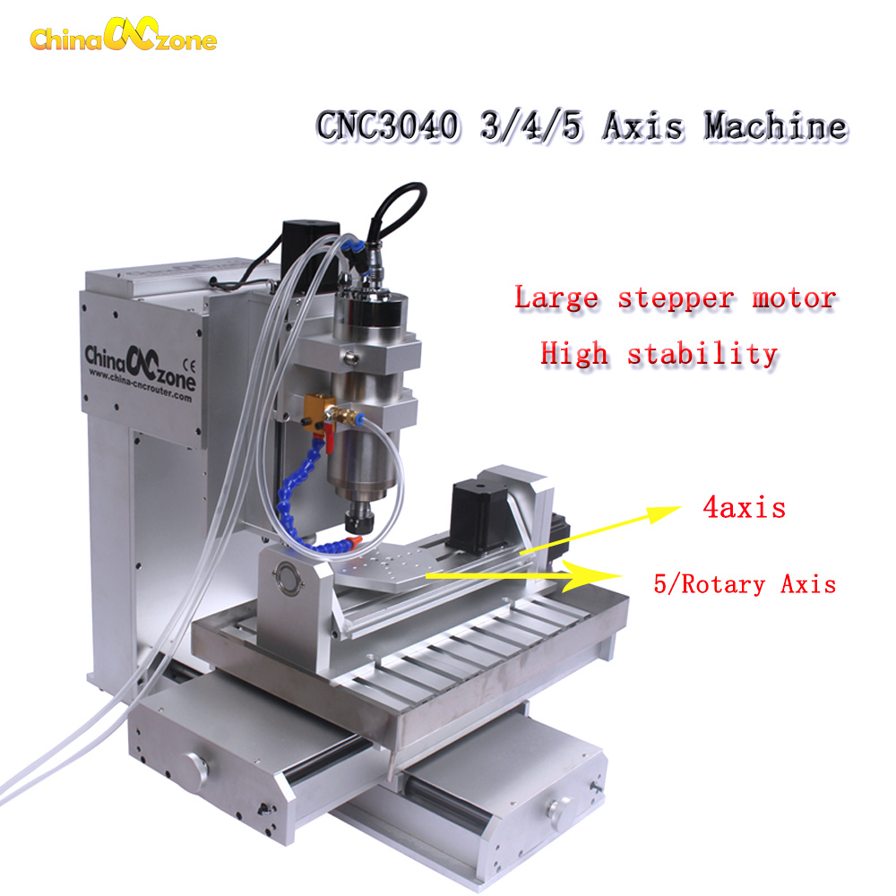CNC 3040 Cnc router Cnc Machine 3/4/5 Axis Mini Engraving Machine Woodworking Tools DIY HY 3040 High Quality Metal Acrylic diy cnc frame mini cnc router machine frame kit 3040 engraving area of 300 400mm