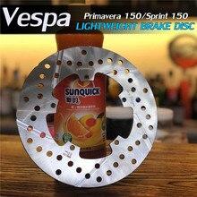 FRANDO тормозной диск для мотоцикла 200 мм 220 мм для Piaggio vespa GTS 300 GTS 300i Primavera 150 Sprint 150 спереди/сзади