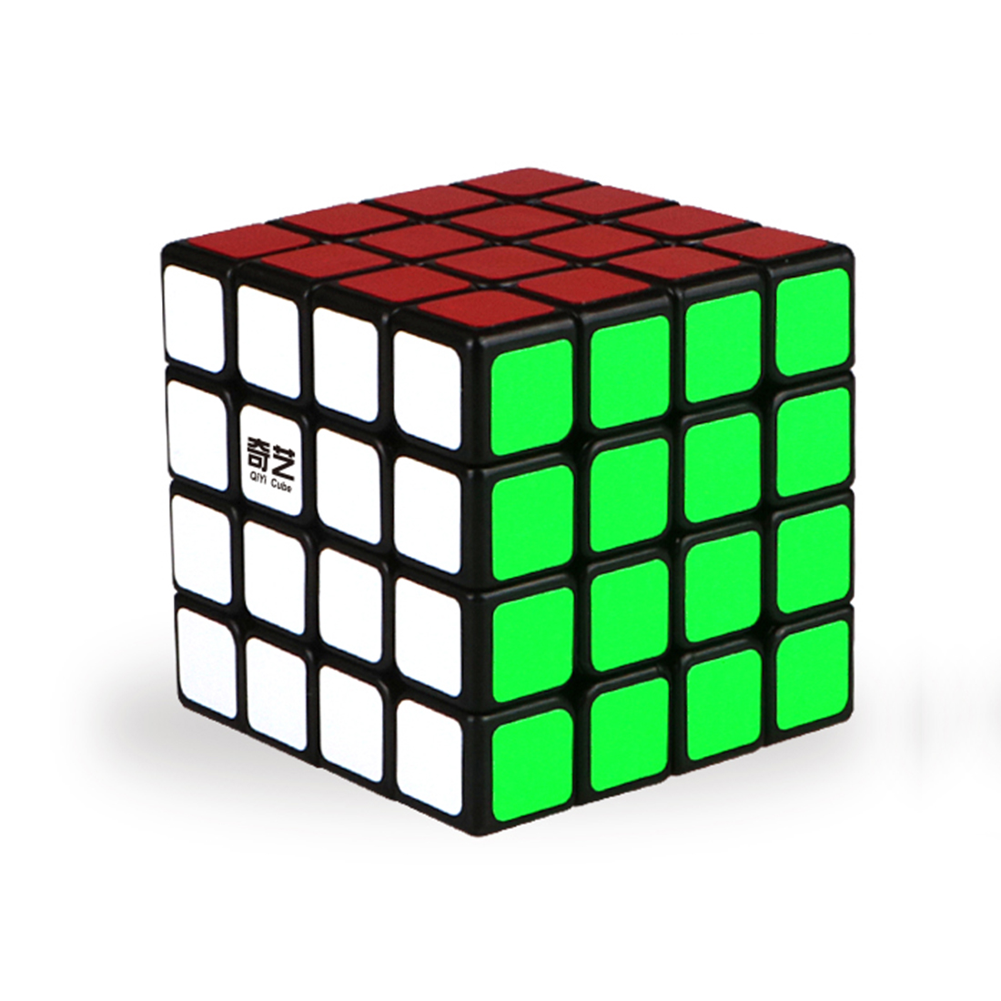 2017 Yeni QiYi Yuan S 4x4 Magic Cube Puzzle Speed - Bulmacalar - Fotoqrafiya 3