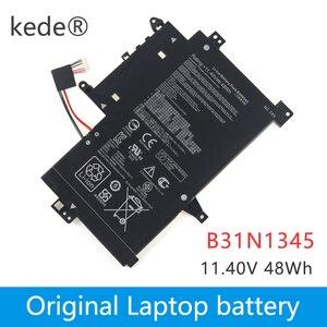 kede 11.4V 48wh Original B31N1345 Laptop Battery For ASUS TP500 TP500LA TP500LN TP500LB 0B200-00990100 Series Laptop Tablet