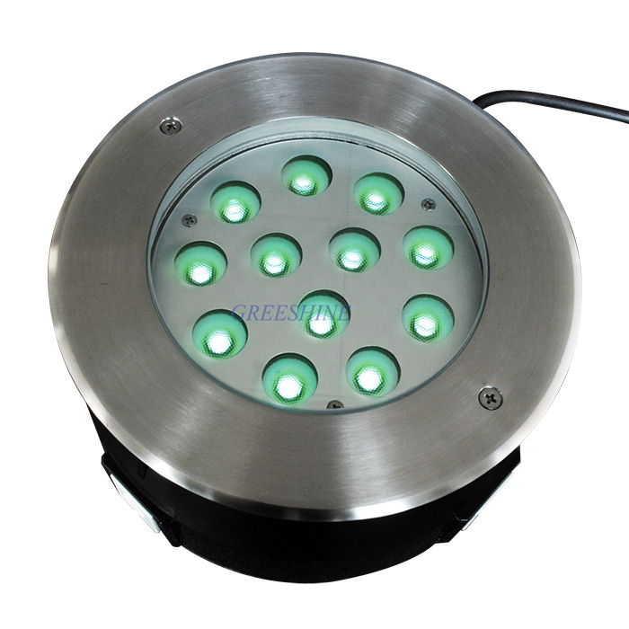IP68 12W Pool Light White Recessed LED Swimming Pool Light Blue Outdoor  Lighting Underwater Pond Lights