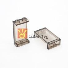 Moc Baksteen 87544 Panel 1X2X3 Met Side Ondersteunt Diy Enlighten Blok Bakstenen Compatibel Met Assembleert Deeltjes