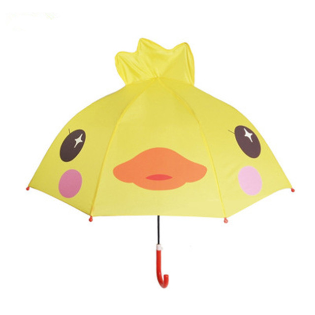 1ecb171a5d7fc 3D Cute Duck Cartoon Rain Umbrella For Children Small Umbrellas Kids  Umbrella For boys And Girl Fashion Umbrella Umbrella-19