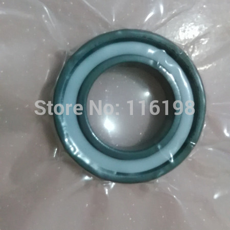 6206-2RS full SI3N4 ceramic deep groove ball bearing 30x62x16mm 6206 2RS free shipping axk brand 6206 2rs full zro2 ceramic deep groove ball bearing 30x62x16mm 6206 2rs