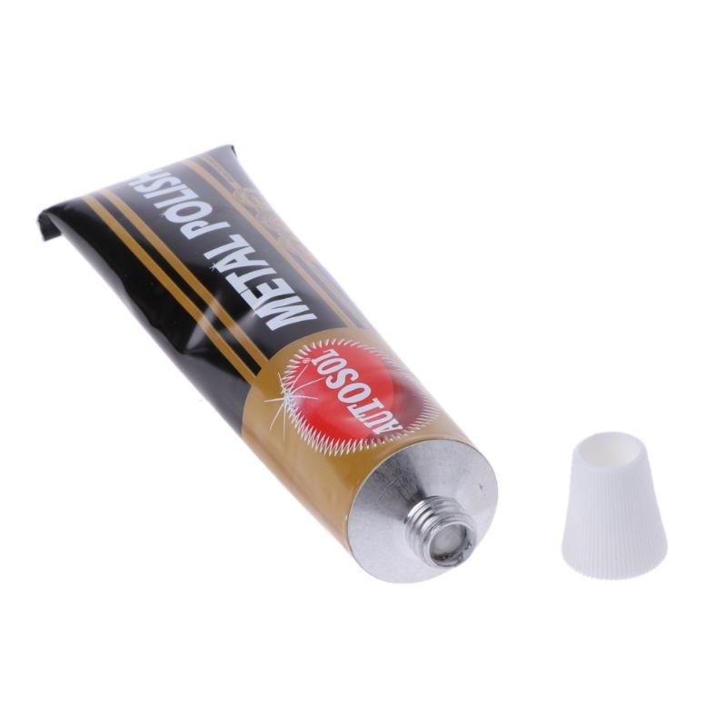 Metal Polishing Paste Scratch Repair Metal Band Grinding Multifunction Copper Cream 50g