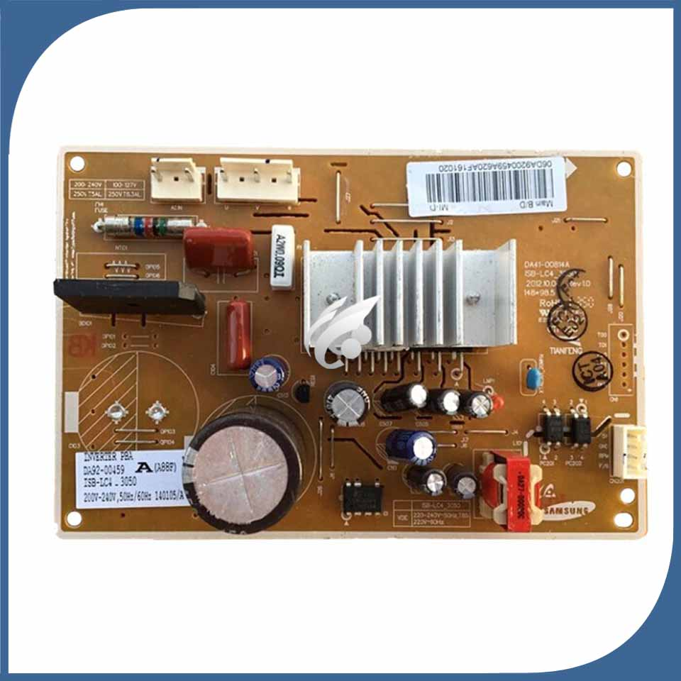 good working for refrigerator computer board power module DA41 00814A DA41 00814C DA41 00814B DA92 00459A board-in Refrigerator Parts from Home Appliances