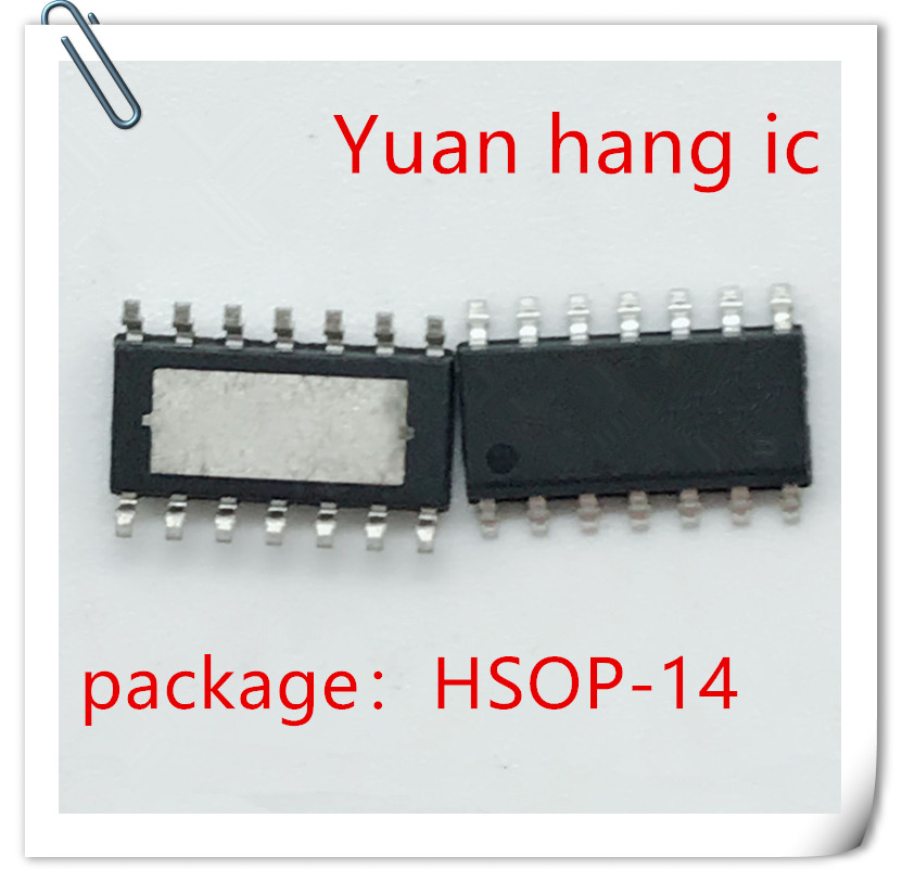 NEW 10PCS LOT BTS5016 2E HSOP 14 IC