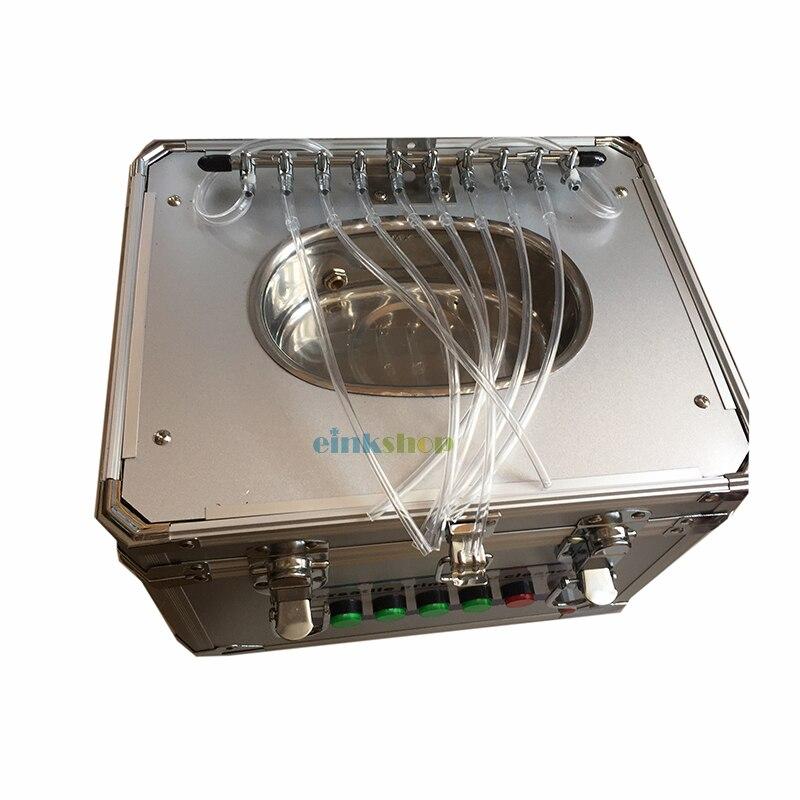 Einkshop nettoyeur outil nettoyeur à ultrasons machine pour Epson DX4 DX5 DX7 tête d'impression imprimante nettoyeur
