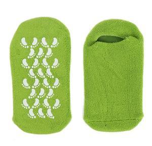 Image 2 - Spa Gel hydratant chaussettes exfoliant sec craquelé doux peau chaussette pédicure talon dur peau protecteur réparation pied soin outil