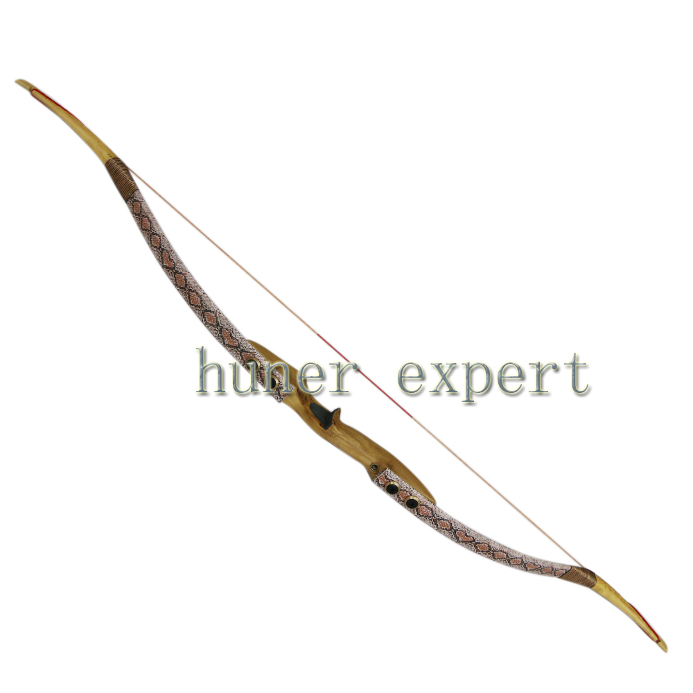 ФОТО One compact take down hunting bow 50lbs-right hand archer-52'' long modern recurve longbow-for carbon arrow or fiberglass arrow