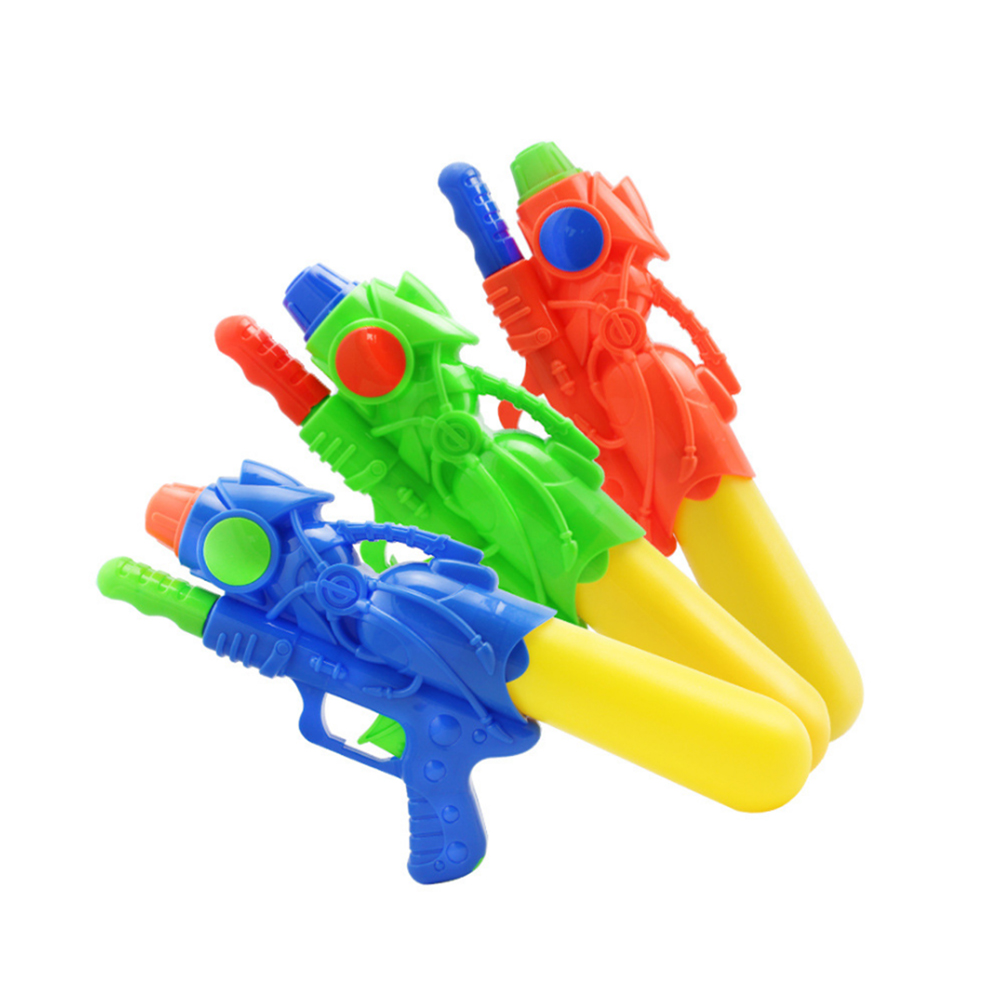 33CM High Pressure Pump Big Water Gun Toys Super Soaker Firing Range Summer Outdoor Fun & Sports Game Shooting Kids Gift