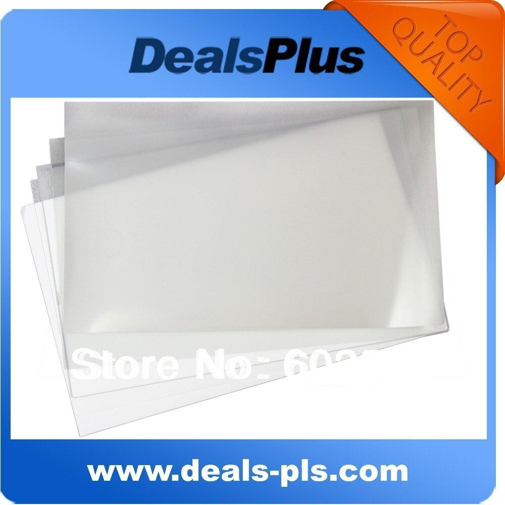 5 PCS/SET lcd screen display Backlight back rear reflective sheets FITS Macbook AIR 13 A1369 A1466