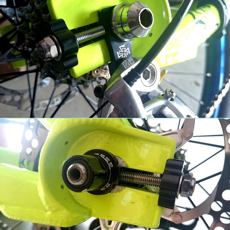 NEW Da Bomb D-HANGER Horizontal Frame Dropout Adapter For Street//Dirt Jump