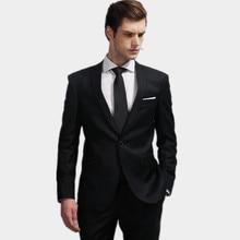 New Men's suits Wedding Suits handsome Groom best man suits Tuxedos Custom  Made formal business Suit (Jacket+pants+tie)