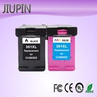 JIUPIN replacement for hp301 hp 301 xl DeskJet Deskjet 1000 1050 1510 2000 2050 2050S 2510 2540 3050a 3054 printer