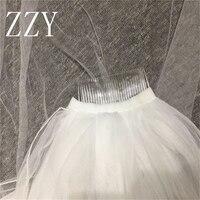 New Ivory Wedding Veil Wedding Dress Accessories + Comb