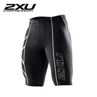 2017 Neue Kleidung Mannlich Compression Strumpfhosen 2XU Shorts Bermuda Masculina Manner Bape Jogges Kurze Hosen