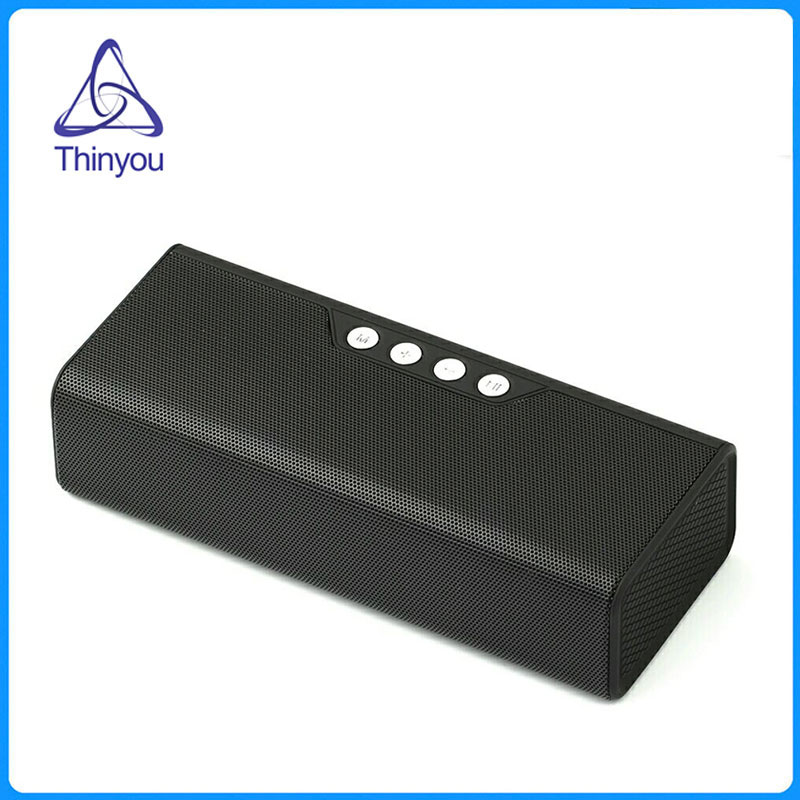 Thinyou Mini Portable Wireless Bluetooth Speaker Subwoofer stereo Radio Audio MP3 Player With FM hands-free Power Bank