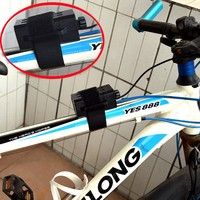 Voltage Regulators/Stabilizers DIY mountain bike outdoor mobile power 18650 battery case waterproof charging power