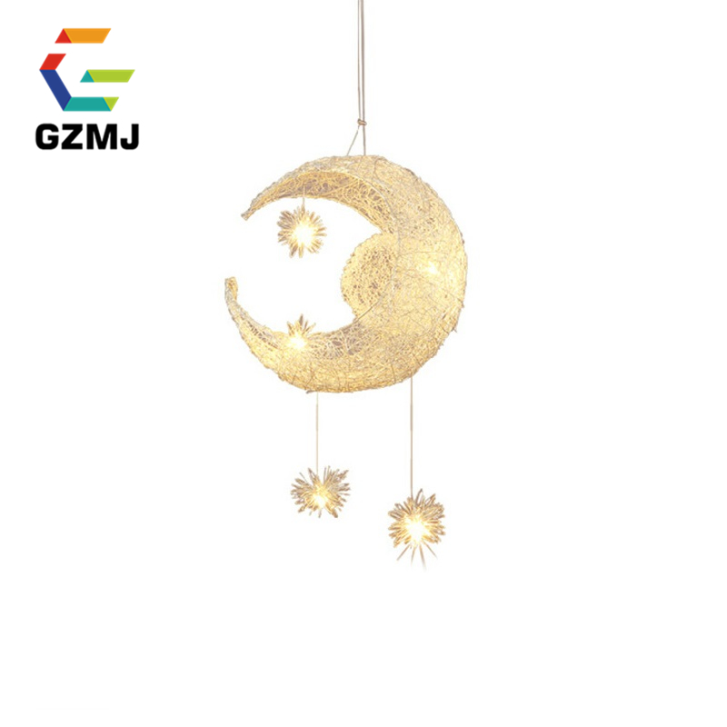 Modern Nordic Retro Pendant Lights Vintage Loft Antique Adjustable DIY Art Pendant Lamps Fixture Light Kids Children's Room loft antique retro spider chandelier art black diy e27 vintage adjustable edison bulb pendant lamp haning fixture lighting