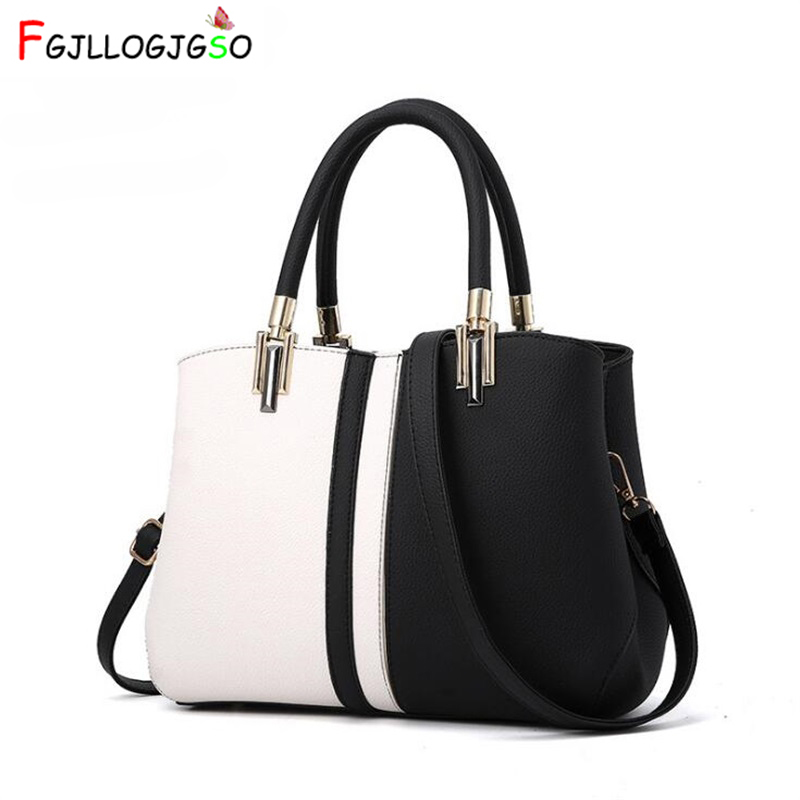 Delle Lampo Cuoio Sacchetto Della Chiusura Del Borse Qualità Signora Stile Sera Alta Donne Di orange Yellow Elaborazione Dell'unità Borsa pink Femminile Fgjllogjgso black khaki Marca Tote gray Purple qIZ58