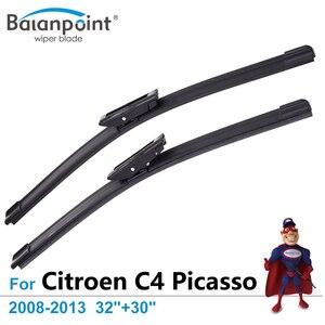 Щетки стеклоочистителя для Citroen C4 Picasso 2008-2013 32