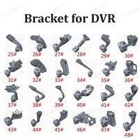 50 Models To Choose Dash Camera Mount Windshield Suction Bracket Connector Car DVR Holders
