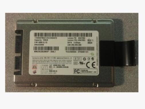 Original 128g SSD de 1.8 pulgadas para uso X300 X301 T400S T410S FRU 45N7953/45N7955/45N8213