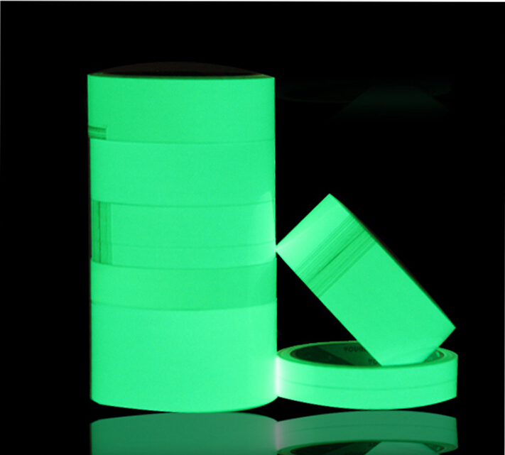 25mm x 5m Green Luminous Photoluminescent Tape Glow In The Dark Stage Home Decoration Tape паяльник bao workers in taiwan pd 372 25mm
