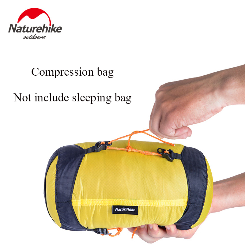 NatureHike Outdoor Sleeping Bag Pack Storage bag For Sleeping bag NH16S668 маска the saem punch sleeping pack peach sleeping pack