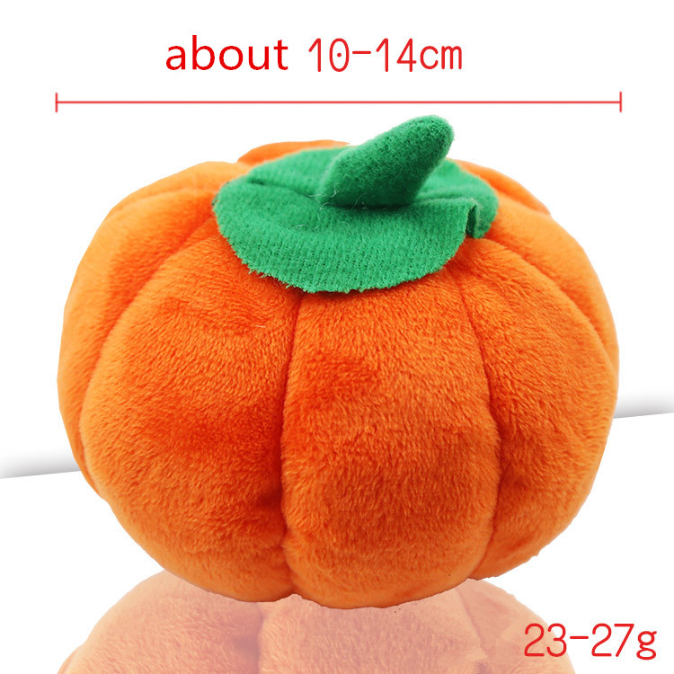 Fleece Squeak Toy for Small Dogs Cute Crayfish Crab Type Pet Dogs Sounding Toys Cat Fish Puppy Bone Squeaky Rope Toys 3