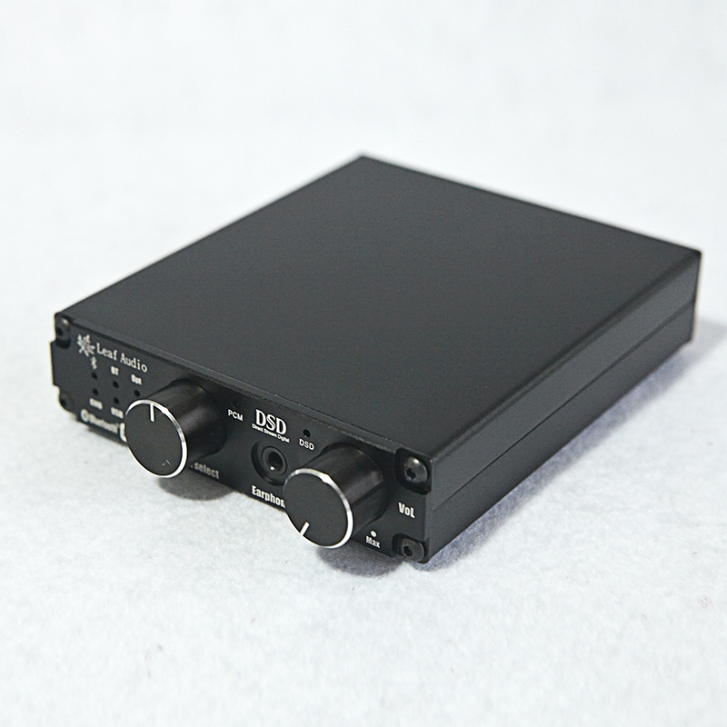 SAOMAI XMOS XU208 APTX Bluetooth CSR8670 Coaxial Optical fiber USB DSD1796 Digital Audio Dac Headphone Amplifier Support PCM DSD