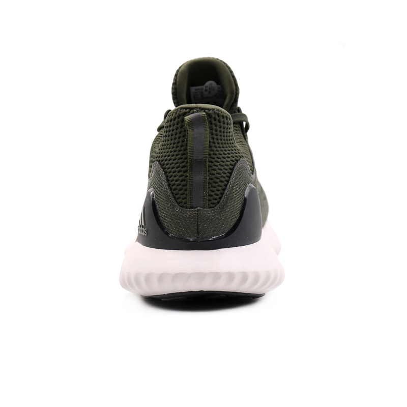 06851eda43039 Official Adidas Alphabounce Beyond Men s Running Shoes Beige Green Abrasion  Resistant Non Slip Breathable Support CG4763 BW1247-in Running Shoes from  Sports ...