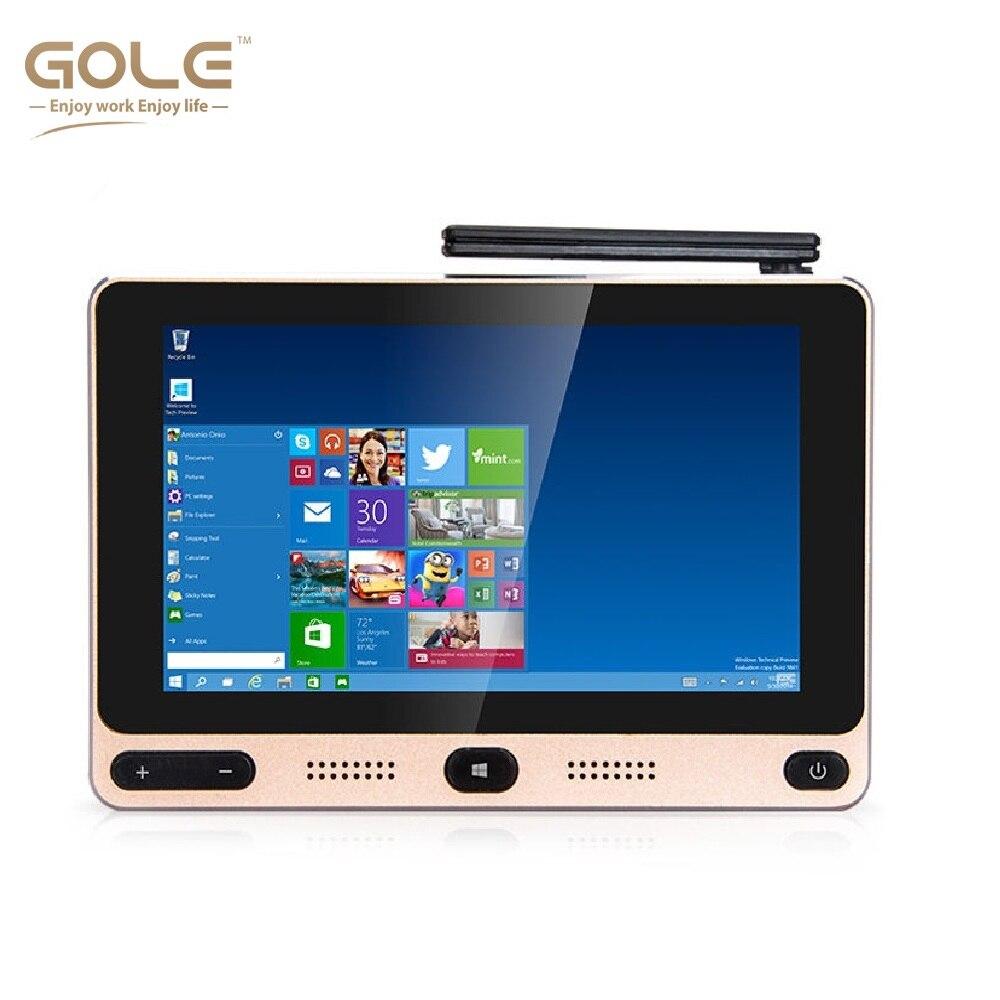 GOLE1 5-inch 720x1280 IPS Windows10& Android5.1 Intel Cherrytrail Z8300 quad core 4G+32G/64G mini PC with USB3.0 Dual-band WIFI